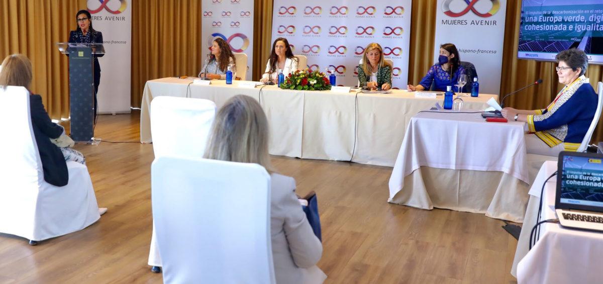 Mujeres Avenir reclama que los 140.000 millones de euros de los fondos Next Generation sean para proyectos inclusivos en el territorio y contra la discriminación de las mujeres 2