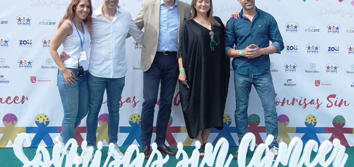 """La Asociación """"Sonrisas sin cáncer"""" entrega los premios Botellas con Alma en el Zoo Aquarium de Madrid 2"""