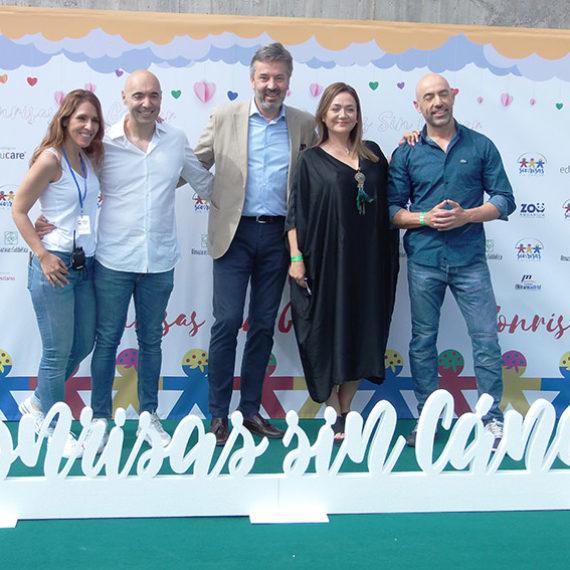 """La Asociación """"Sonrisas sin cáncer"""" entrega los premios Botellas con Alma en el Zoo Aquarium de Madrid 1"""