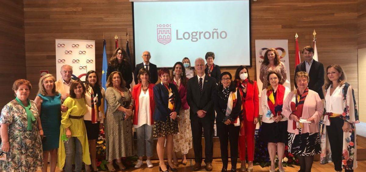 Encuentro de liderazgo de mujeres españolas y francesas, en defensa del feminismo empresarial 2