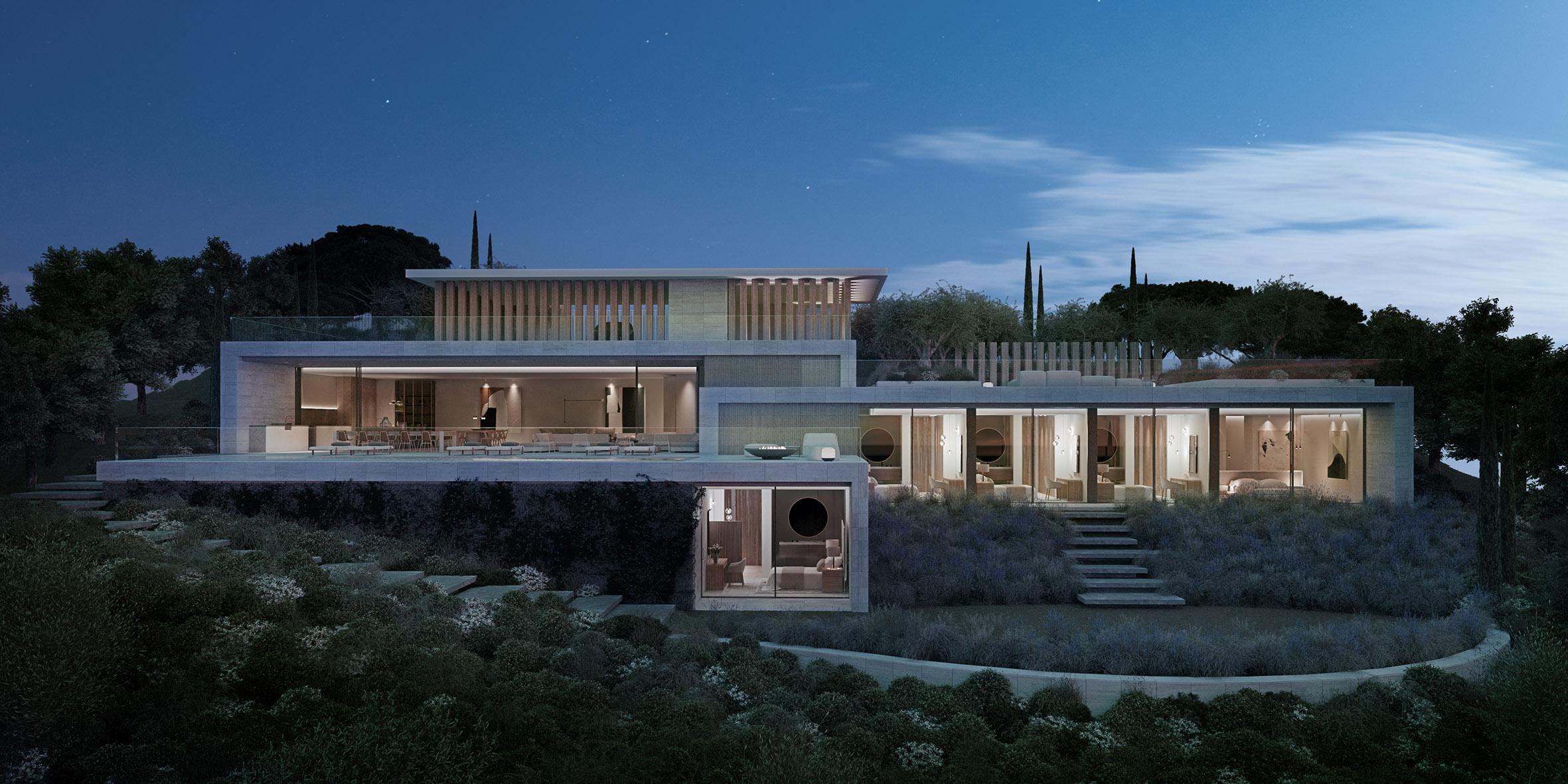 Las Villas más exclusivas de Ark Architects y ASPIRE, protagonistas del 50 Torneo Internacional de Polo de Sotogrande 4