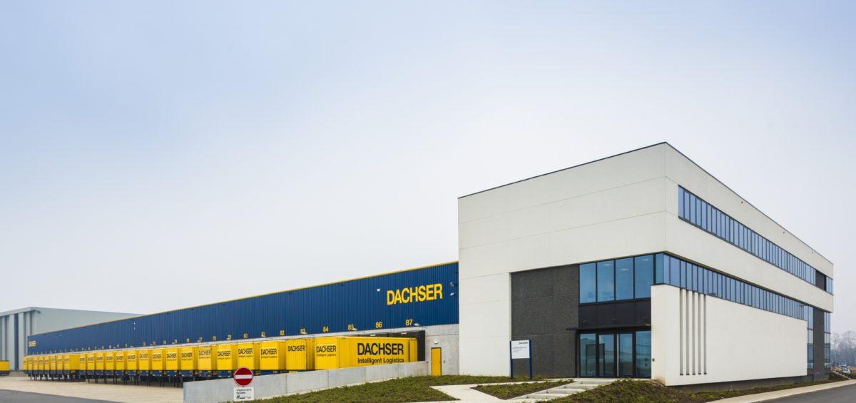 Dachser amplía su delegación de Willebroek, Bélgica 2