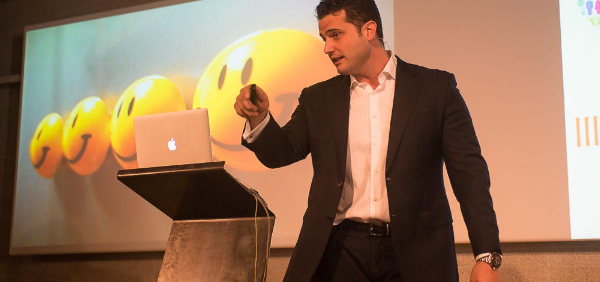 El experto en marketing Antonio Ruiz se revela como uno de los perfiles más influyentes de Twitter 2