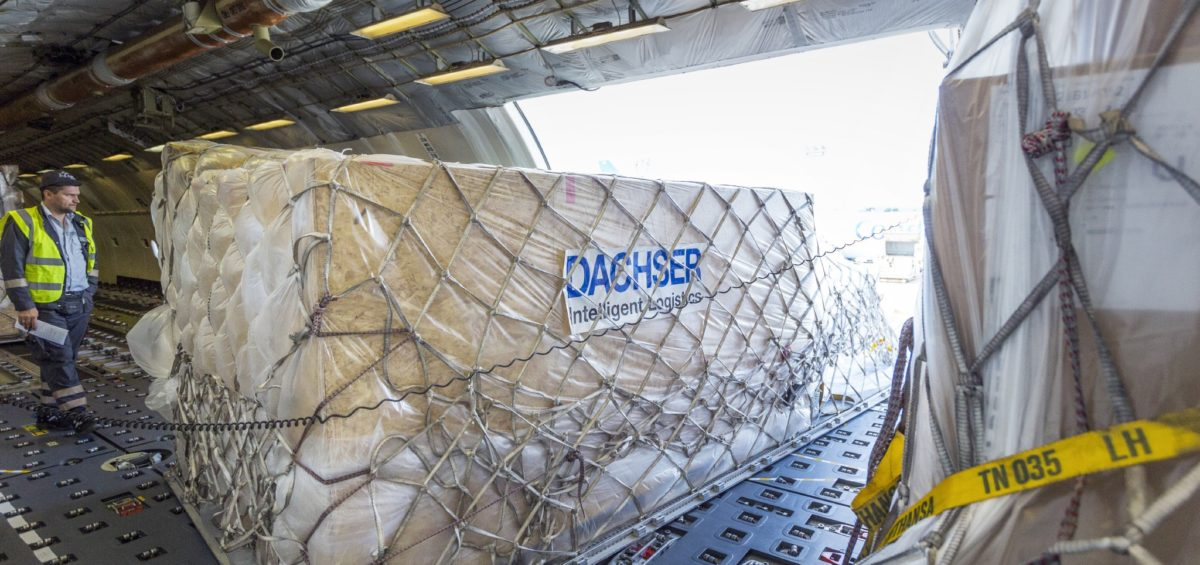 Dachser celebra el primer aniversario de su ruta de carga aérea entre Europa y Estados Unidos 10