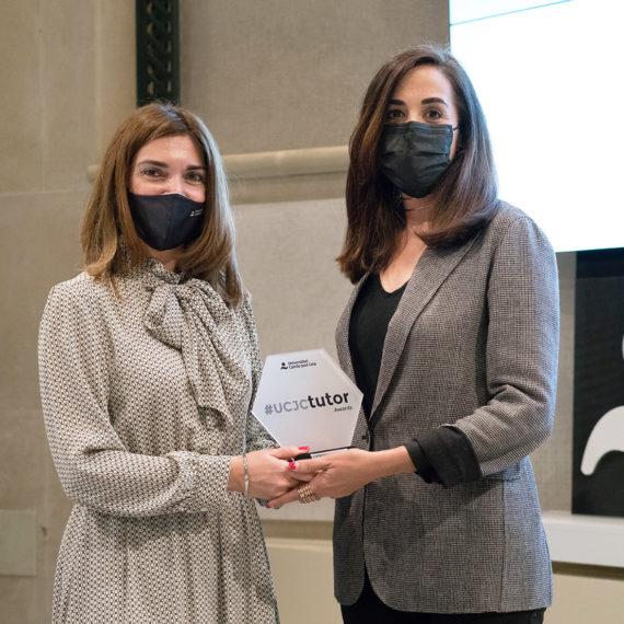 Dachser premiada en los Tutor Awards de la Universidad Camilo José Cela 1